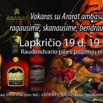 Ararat degustacija 2015 11 19